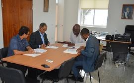 Provedor de Justiça assina protocolo de Cooperação com o Município do Maio